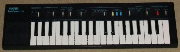 yamaha ps 200 keyboard
